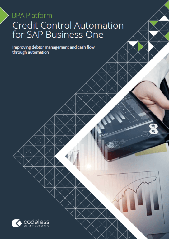 Credit Control Automation for SAP Business One Brochure