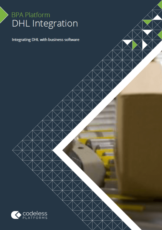 DHL Integration Brochure