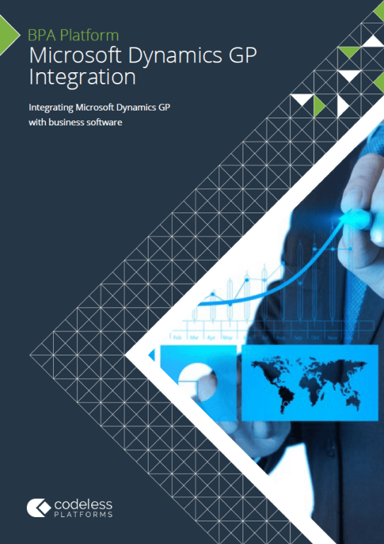 Microsoft Dynamics GP Integration Brochure
