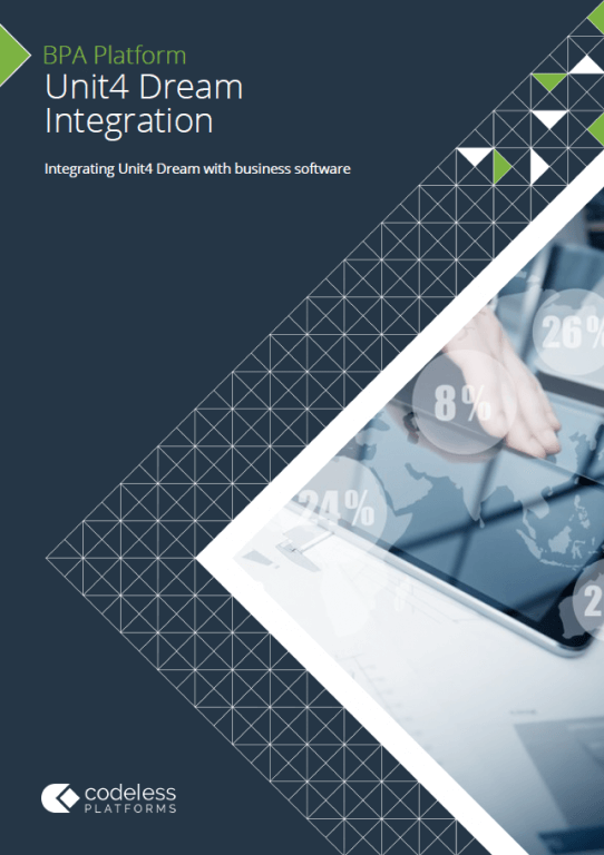 Unit4 Dream Integration Brochure