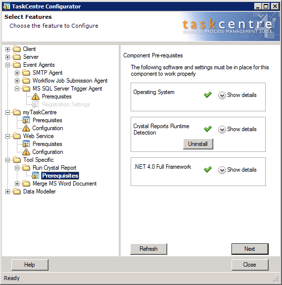 Installing and Configuring the Server