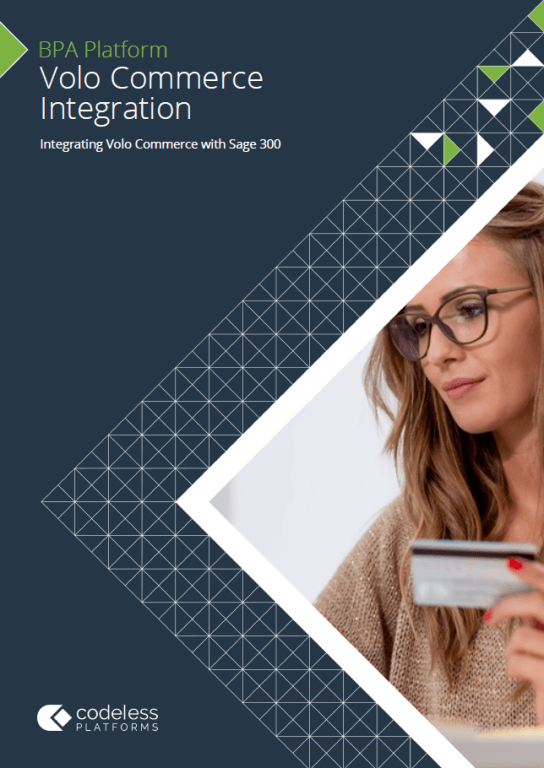 eSellerPro Sage 300 Integration Brochure