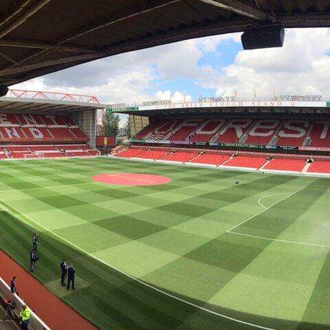 Nottingham Forest Football Club Improves Retail Operations with Codeless Platforms