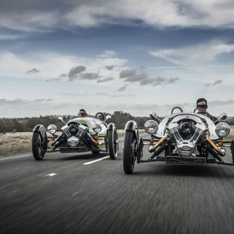 Morgan Motor Company Improves Reporting Processes with TaskCentre