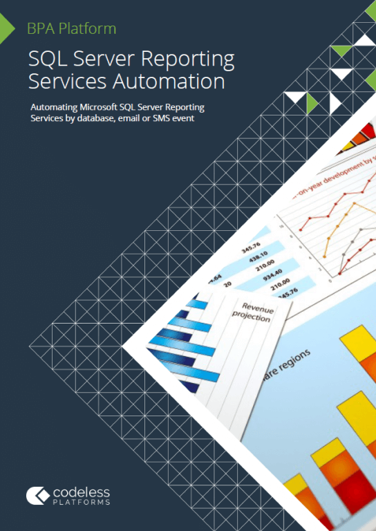 SQL Server Reporting Services Automation Brochure