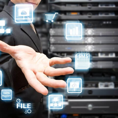 Extend Business Systems with Customised Applications