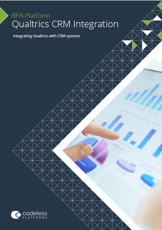 Qualtrics CRM Integration Brochure