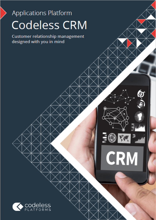 Codeless CRM Brochure