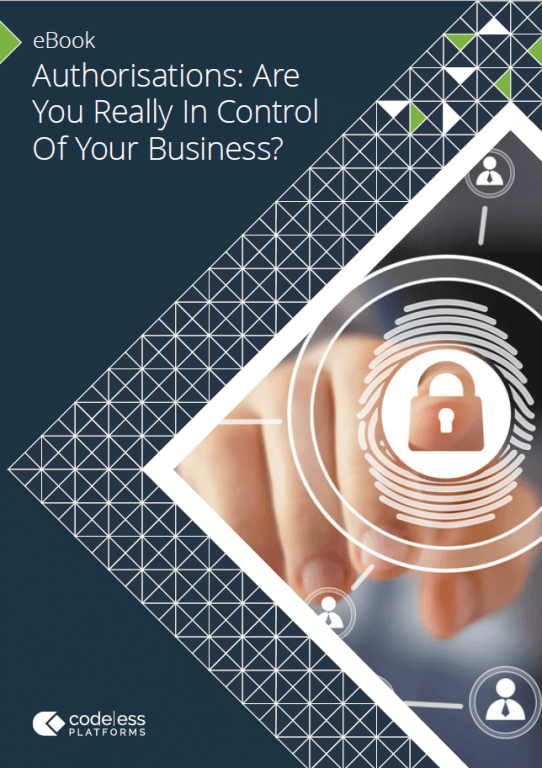 eBook: Authorisations: Are You Really In Control Of Your Business?