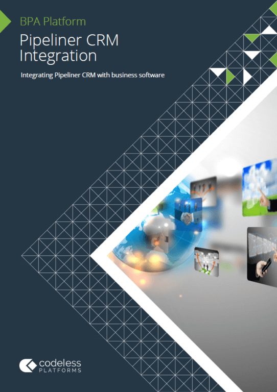 Pipeliner CRM Integration Brochure