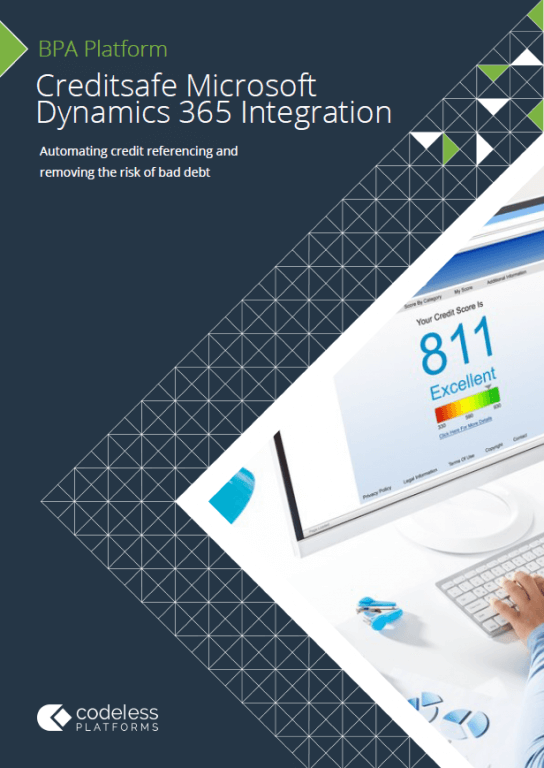 Creditsafe Microsoft Dynamics 365 Integration Brochure