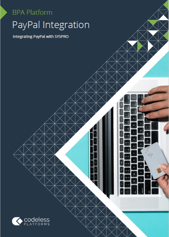 PayPal SYSPRO Integration Brochure