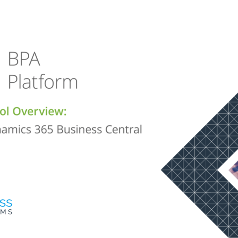 Microsoft Dynamics 365 Business Central Connector Tool Overview